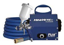 Fuji Platinum Mini Mite Turbine #2803-T75G Stage Turbine System w/ Gravity Gun