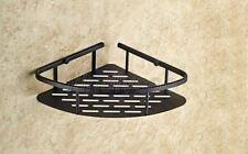 Oil Rubbed Brass Bathroom Corner Shower Wasl Basket Shelves Caddy Storage Kba529