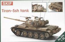 1/35 Tiran-5Sh tank  Skif 236 Models kits