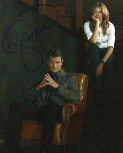Autographed Stana Katic signed 8 x 10 photo Hot