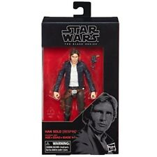 STAR WARS THE BLACK SERIES EPISODE V ESB 6-INCH HAN SOLO (BESPIN) ACTION FIGURE