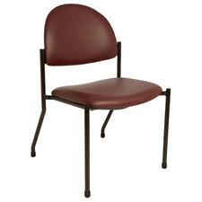 Brewer 1250 Side Chair without Arms, Burgundy US 364, Qty 1 each #1250-04 NIB