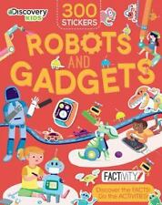 Discovery Kids Robots and Gadgets: Discover the Facts! Do the Activities!