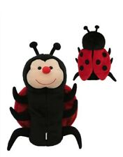 Lady Bug Golf Club Head Cover