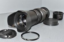 Nikon DSLR DIGITAL fit 200mm macro portrait lens  D3100 D3200 D3300 D3400 D3500+