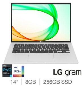 "LG Gram 14"" Intel Core i5-1135G7 8GB RAM 256GB SSD Ultra Lightweight Laptop"