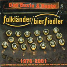 FOLKLÄNDER BIERFIEDLER 1976-2001 Beste & Reste 2CD RAR