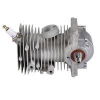 Zylinder Kolben Kurbelwelle Motor Kettensägen Zylinder Kit für MS170 MS180 018
