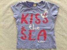 s.Oliver Mädchen-T-Shirts & -Tops mit Rundhals-Ausschnitt in 128