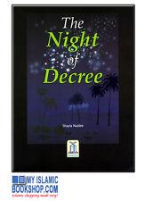 The Night of Decree By Shazia Nazlee Muslims Kids Eid Gift Islamic Books Ideas