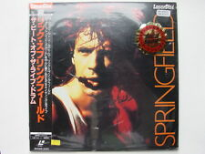 Rick Springfield/The Beat Of The Live Drum (Japan LASER/Sealed)