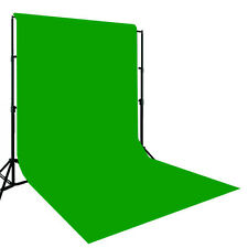10x12 CHROMAKEY GREEN SCREEN MUSLIN BACKGROUND BACKDROP