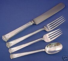 Trianon - International Sterling 4 pc Place setting/ Blunt French