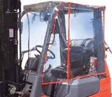 Atrium Full Forklift Enclosure - Standard up to 6,000 lb