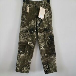 RedHead Camoflauge Cargo Pants Youth Size L Large Pull On Hunting Pant Elastic