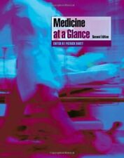Medicine at a Glance. 9781405133937