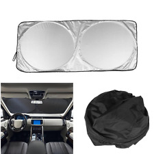 150*70cm Car Auto Front Windows Protection Windshield Cover UV Sun Visor Shade