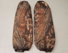 OEM Suzuki Vinson Mossy Oak Camouflage Rear Shock Covers 99950-65540 *NEW*