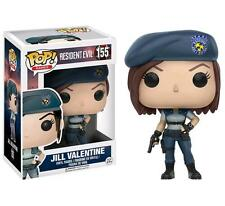 Resident Evil Jill Valentine Pop! Vinyl Figure Funko 155