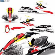Decal Graphic Kit Yamaha Ski Wrap Jetski Waverunner Parts Wave Runner 02-05 RS