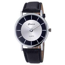 Montre Quartz Genève Pour Femme Chic Fashion Watch PROMO