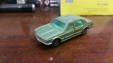 MAJORETTE 256 1/60 BMW 733 GREEN VERY GOOD VINTAGE