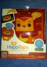 HappiTaps Huggable Smartphone Friends Toy iPhone 4S 4 3GS iPod Touch Lively Lion