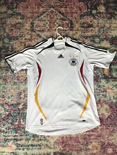 Germany Soccer World Cup National Team Jersey Large
