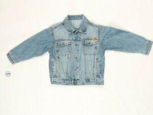 Veste Jeans Timberland Taille : 5/110 Utilisé (Cod.EBAY114) Vintage Enfant/A