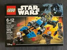LEGO Star Wars Bounty Hunter Speeder Bike Battle Pack 75167 NEW