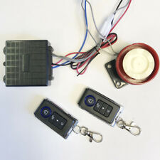 SCOOTER Motorcycle Anti-theft Alarm Security System Remote Control Engine Start