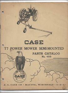 Case EM Master Frame VA Eagle Parts Catalog Manual