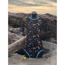 LIMITED EDITION Dark Nursery Bodysuit - Yoga, Active Wear, Pajamas, Little Space