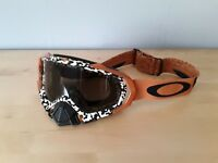 Oakley mx downhill Brille,fast neu!