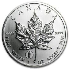 2012 Canadian $ 5 Dollars Maple Leaf Pisa Privy 1 oz .9999 Silver Coin