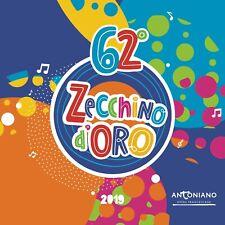 62° ZECCHINO D'ORO 2019 CD DVD NUOVO SIGILLATO