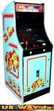 68mp Clásico Arcade Máquina Gabinete Tv Vídeo TRAGAPERRAS de pie 412 Juegos