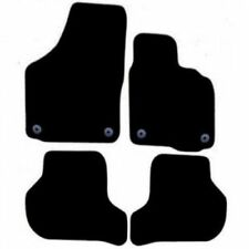 VW Golf MK5 R32 Tailored Car Mats From 04-09 - Black