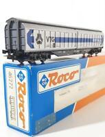 ROCO 46272 HO GAUGE -  DB VTG LIVERY SLIDING WALL FERRYWAGON 029 8 208-9