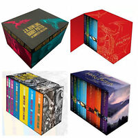 The Complete Harry Potter 7 Books Collection Gift Box Set J. K. Rowling
