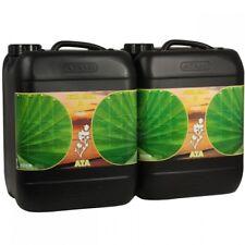 ATA Awa Max A+B Atami 5 Lt - Fertilizzante Fioritura per Coltivazione Idroponica