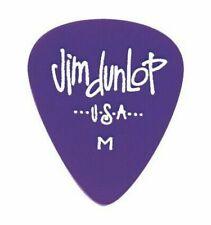 Médiators Jim Dunlop pour guitare et basse
