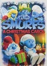 New: THE SMURFS - A Christmas Carol DVD, Holiday