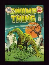 SWAMP THING, VOL. 3, NO. 13, NOVEMBER-DECEMBER, 1974, DC, 9.0, VF/NM