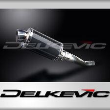 "Yamaha TDM850 9"" Carbon Oval Muffler Exhaust  91 92 93 94 95 96 97 98 99 00 01"