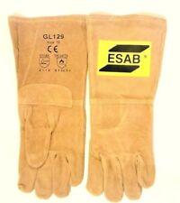 ESAB, TIG Welding Gloves, Soft Welding Gloves, Size: 10