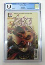 Venom #7 CGC Graded 9.8 NM/M 1st Dylan Brock Cameo Appearance Marvel Comics