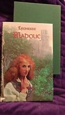 Madouc Lyonesse No. III by Jack Vance 1989 HCDJ 1st Slipcase Signed and Numbered