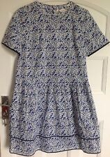Chinti and Parker Liberty Print dress size M