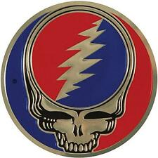 Grateful Dead - Steal Your Face - Classic 3cm - Die Cut Metal Sticker Decal, New